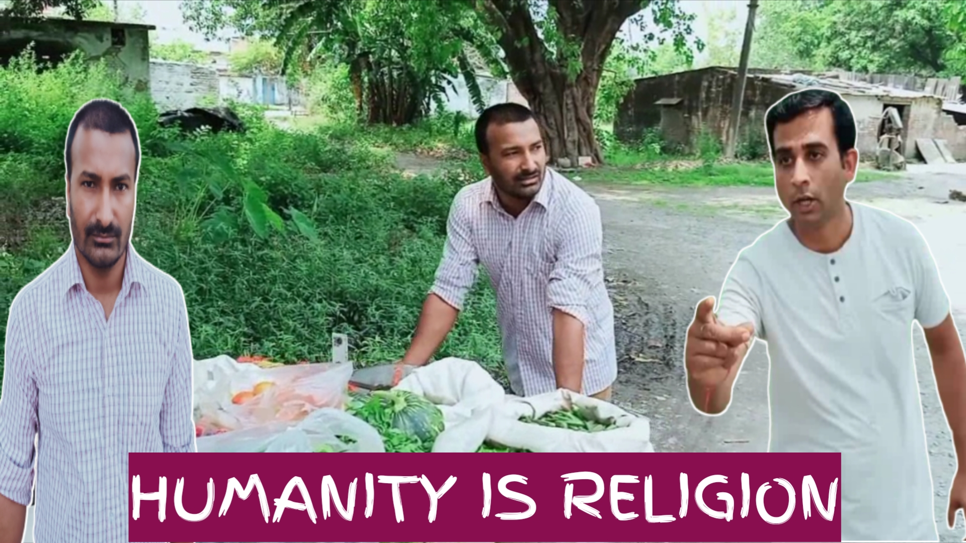 Humanity is religion