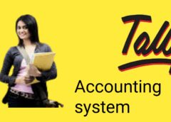 Tally accounting system