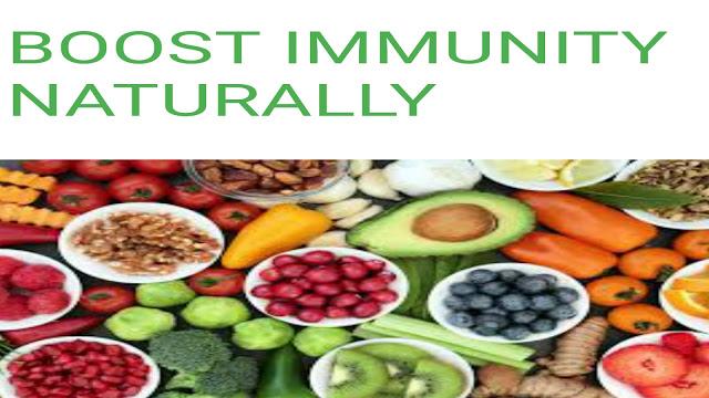 Naturally-immunity-foods