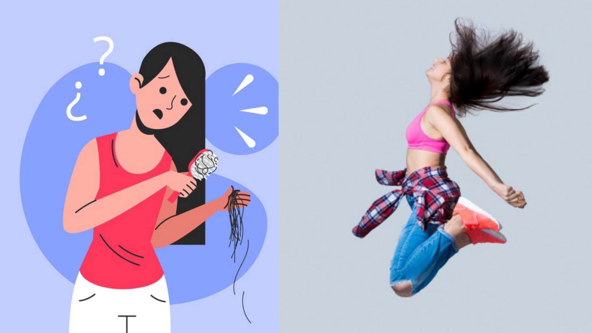 Best hair treatment for hair loss - Baalon ke jhadane ke lie sarvashreshth baal upachaar